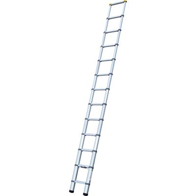 Youngman Telescopic Aluminium Ladder - 1.10m - 3.77m
