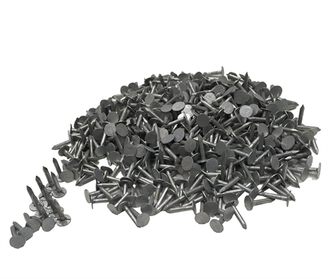 Galvanised ELH Clout Nails - 30mm x 3.00mm - 25kg