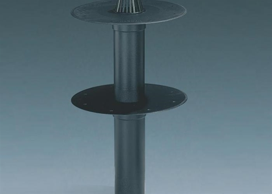 Klober Flavent Rainwater Outlet - uPVC Flange - 100mm