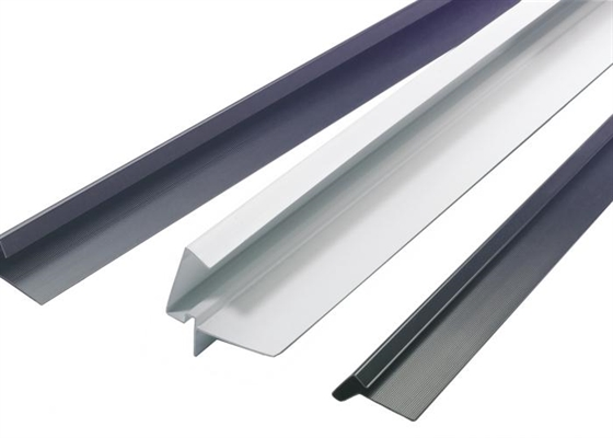 Klober Uni Line Continuous Dry Verge S Strip Black