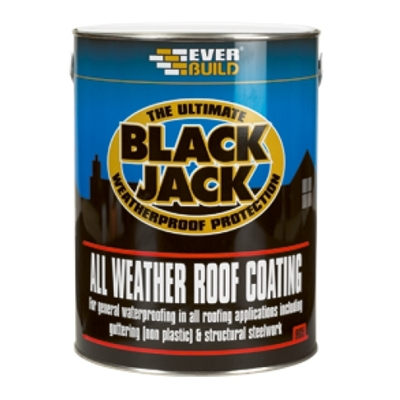 Everbuild 905 All Weather Roof Coating - 5L
