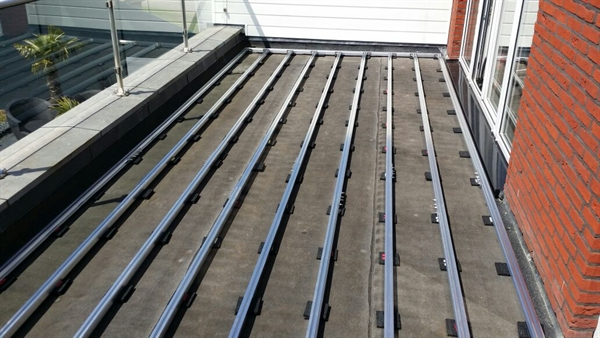 Aslon Decking Terrace System Aluminium Beam Girder 2m
