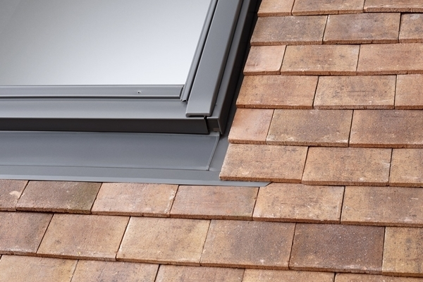 VELUX EDP CK06 0000 Plain Tile Flashing 55x118cm