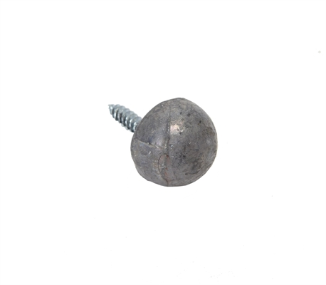 Lead Dome Head/Dot Motif - 15mm