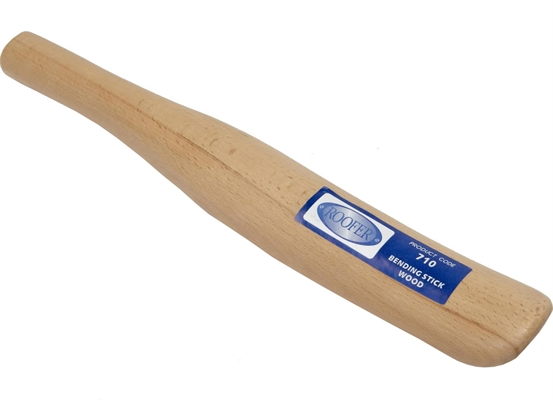 Lead Bending Stick - Wood