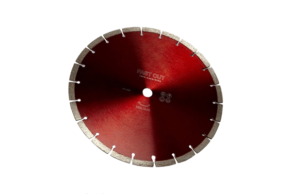 Diamond Cutting Disc - 230mm / 9""