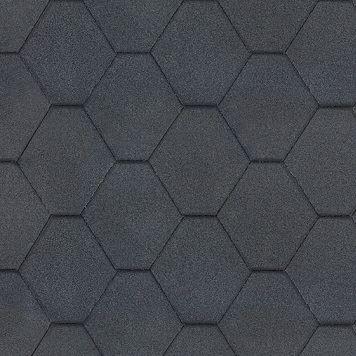 Apex Hexagonal Bitumen Shingles 3 Tab 21 Sheets 3m 178