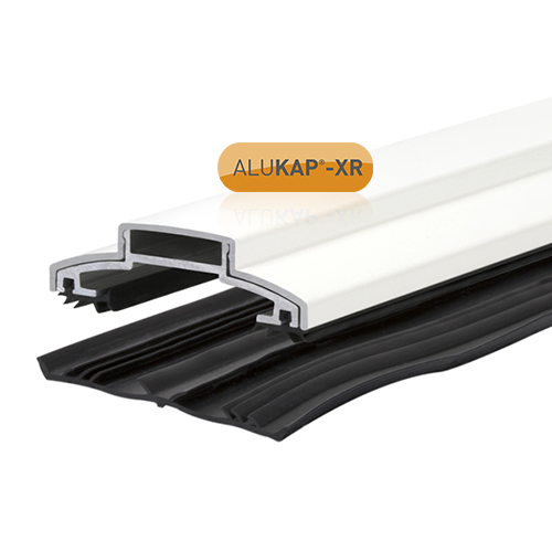 Alukap-XR System Glazing Bar - 60mm x 3.6m - White