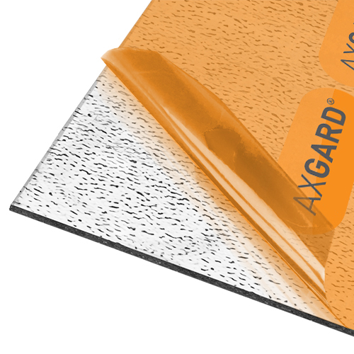 AxGARD UV Protected Patterned Flat Polycarbonate Sheet - 2050mm x 4mm x 500mm