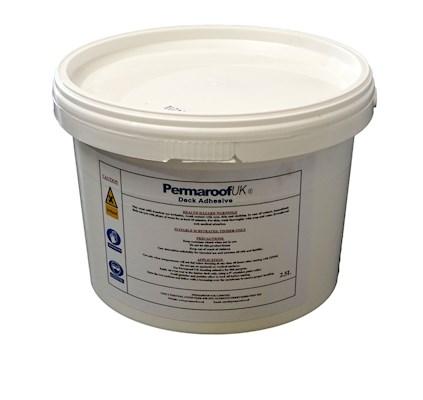 Permaroof Water Based Deck Adhesive 2 5l Roofinglines