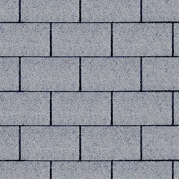 APEX Square Bitumen Shingles - 3 Tab - 21 Sheets 3m² - Grey