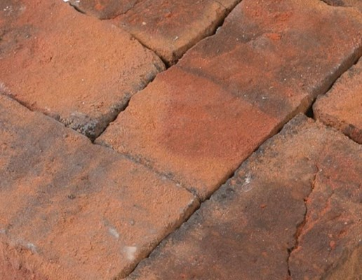 Global Stone Clay Pavers - Rose Cottage - 100x210mm