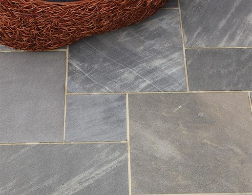 Global Stone Artisan Serenity Linear Paving - Buff Brown - 285x885mm