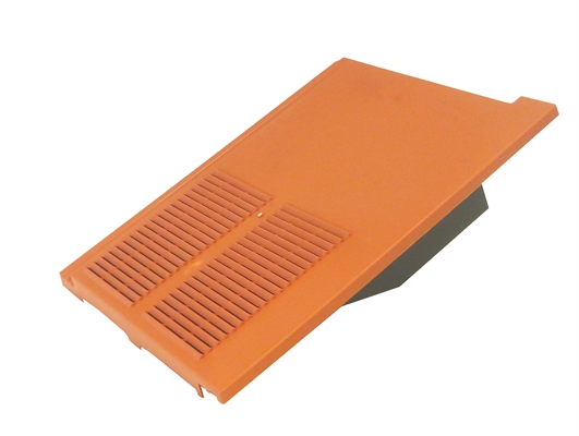 Ubbink UB62 In Line Tile Vent for Modern Tiles - Terracotta