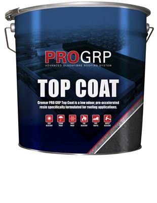 Cromar Progrp Topcoat Roofinglines