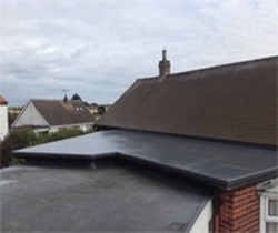 Why Choose A GRP Flat Roof?