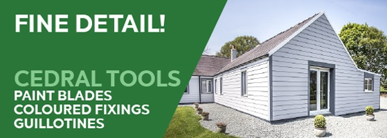 Cedral cladding tools