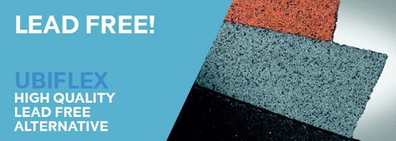 Ubiflex lead free alternative roof flashing
