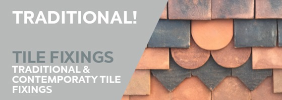 Tile fixings - traditional and contemporaty tile fixings