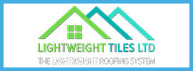 Lightweight tiles logo