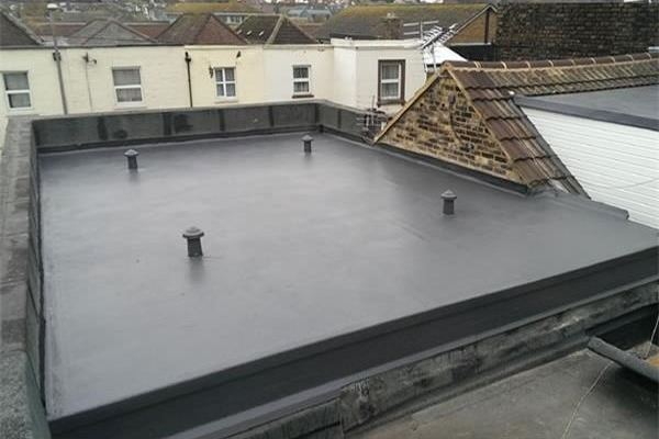 Why Choose A Grp Flat Roof Roofinglines