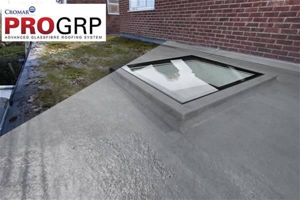 fibreglass roof pro GRP