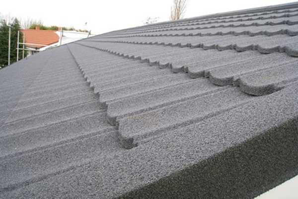 charcoal bond tile roofing metrotile